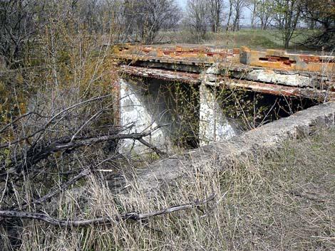 ЗРК С-75 под Мариуполем