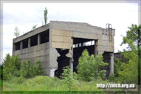 Центральная обогатительная фабрика (ЦОФ) в Макеевке