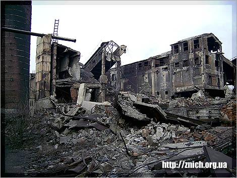 Аглофабрика. Макеевский металлургический комбинат.
