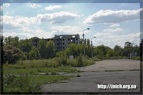 Макеевка. Железнодорожный вокзал