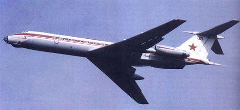Самолёт ТУ-134Ш