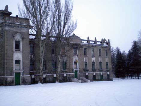 ДК в Юнокоммунаровске